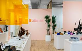 home design stores soho nyc a creative soho pop up for bulletin homepolish