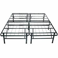 Platform Metal Bed Frame Mattress Foundation Sleep Master 10 Inch Pressure Relief Memory Foam