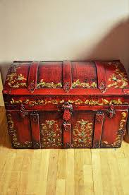 Beautiful Travel Trunks | pirate treasure trunk steamer trunk pirate treasure and steamers