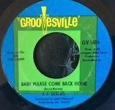 Willie Hutch Baby Come Home Northern Soul 7