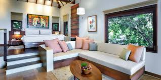sea view living room beachfront resort and spa koh samui healthy inspiring u0026 healing