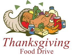 thinking of others this thanksgiving food drive thanksgiving