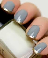 Nail Art Designs To Do At Home 35 Unbelievably Brilliant French Manicures To Do At Home The Goddess