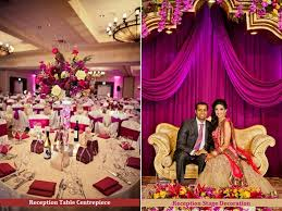 5 mind blowing wedding reception ideas