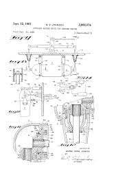 patent us2999476 outboard marine drive for inboard engine