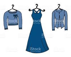 sketches of dresses stock vector art 689241234 istock