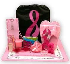 cancer gift baskets breast cancer awareness gifts supreme gift baskets