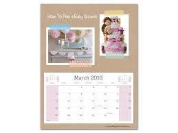 planning a baby shower unique baby shower ideas