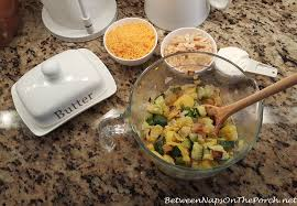 squash casserole recipe for thanksgiving or anytime