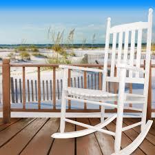 Outdoor Wood Rocking Chair Amazon Com Hyannis Port All Season Outdoor Wood Rocking Chair