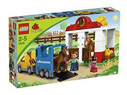 lego duplo stables toys