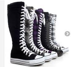 womens knee high boots sale best 25 knee high sneakers ideas on knee high
