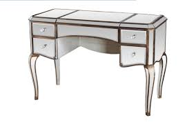 Mirrored Vanity Table Table Appealing The Well Appointed House Luxuries For Home Gold
