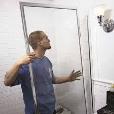 Shower Door Jamb Shower Door Installation Quality Glass Shower