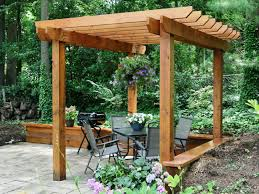 How To Become A Home Decorator How To Build A Pergola How Tos Diy