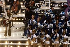 thanksgiving day 2007 dallas cowboys a look back at the halftime performers for the