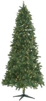 9 ft pre lit led grand duchess slim pine set artificial