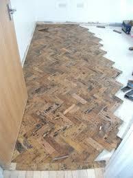 parquet floor diy