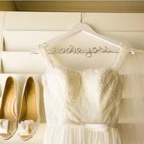 wedding dress hanger handcrafted affairs on storenvy