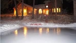 Best Backyard Hockey Rinks Ice Rink Liners Hockey Rink Liner