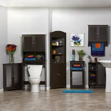 Narrow Bathroom Floor Cabinet by Bathroom Products Bathroom Floor Cabinet With Brown Wooden Floor