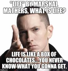 Video Meme Maker - eminem video game logic meme generator imgflip