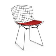 chaise bertoia knoll bertoia side chair knoll palette modern design