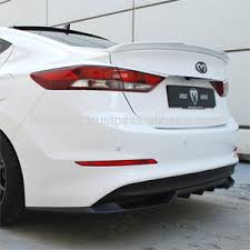 rear bumper hyundai elantra rear lip for hyundai elantra 2016 buy rear bumper lip rear lip