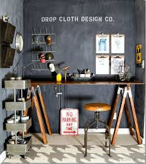 Ana White Sawhorse Desk 297 Best Industrial Style Decor Images On Pinterest Industrial