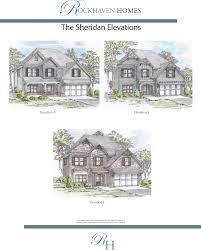 the sheridan rockhaven homes
