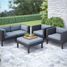 Patio Furniture Conversation Set Furniture Fascinating Patio Conversation Set With Landscaping For