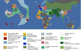 Show Me The World Map by 176 Years Of Our Multiplayer Game Gif Eu4