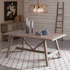 Industrial Dining Table Distressed U0026 Industrial Style Dining Tables Hayneedle