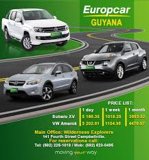 open europe car lease europcar guyana home facebook