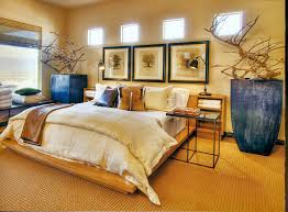 DECORATING WITH AFRICAN African Contemporary Bedroom Interior - African bedroom decorating ideas