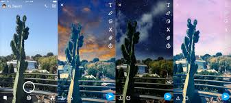 snapchat u0027s new filters can transform the sky above your head