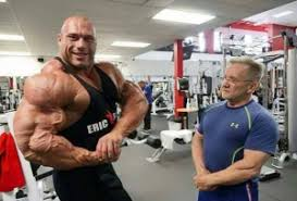 Rene Meme Bodybuilding - top 5 bodybuilders who made ronnie coleman look small