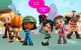sugar rush friendship magic wreck ralph fanon