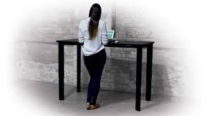 Sit Stand Desks Vivistand Next Generation Sit Stand Desks By Rob Schroader