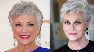 old lady haircuts short images haircut ideas for women and man