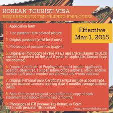 how to apply for a korean visa tips for getting approved updated