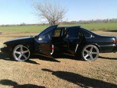 Used 24 Rims Sell Used Black 1996 Chevy Impala Ss With 24