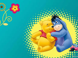 winnie pooh friend eeyore gray donkey disney images hd