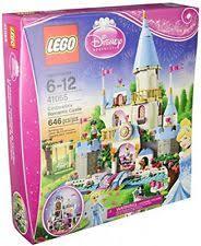 lego disney princess cinderella u0027s romantic castle 41055 ebay