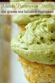 dailydelicious green tea chiffon cake with green tea white