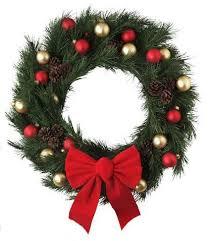 Decorated Christmas Wreaths Ideas by 3 Cheap Christmas Wreath Ideas U2013 Diy Real