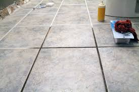 taking grout from and dingy to white and bright chris
