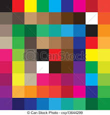color swatches spyral square color swatches eps vectors search clip art