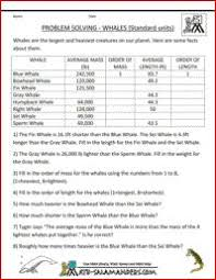 5th grade math problem solving test your 5th grader with these math word problem worksheets