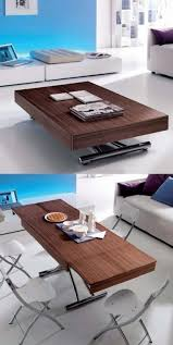 adjustable coffee dining table adjustable height coffee dining table foter home pinterest